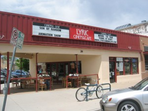 Lyric Cinema Café to screen ACT films