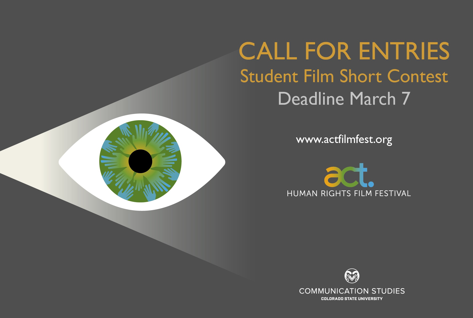 Call for Student-Produced Short Films