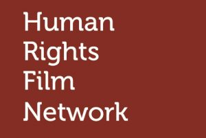 Logo for Human Rights Film Network