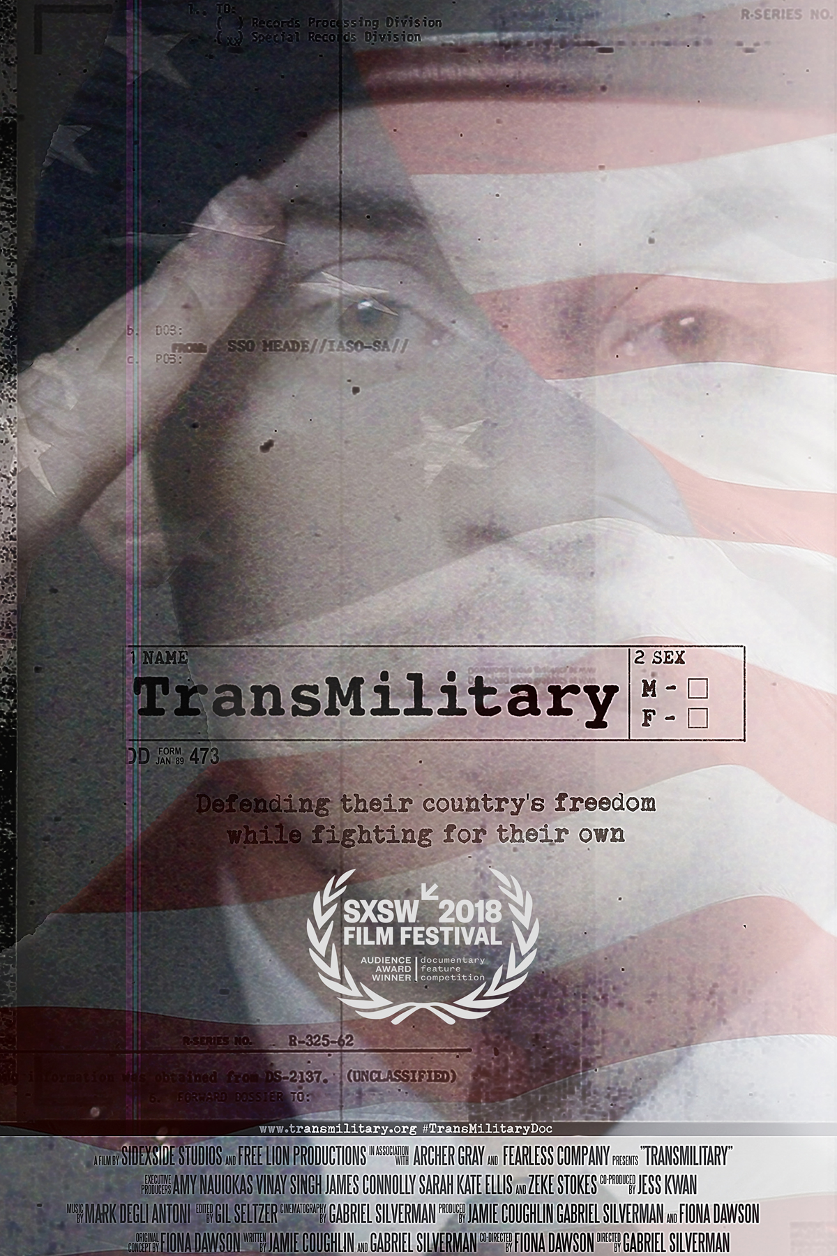 TransMilitary at The Lyric on Feb. 7