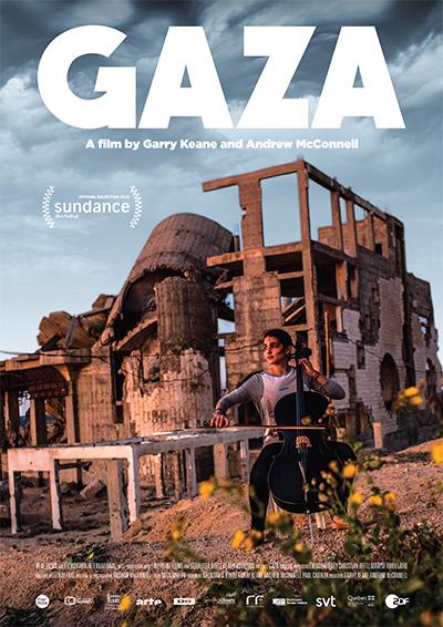 Gaza film poster