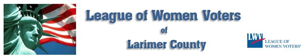 League of Women Voters of Larimer County