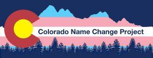 Colorado Name Change Project Logo
