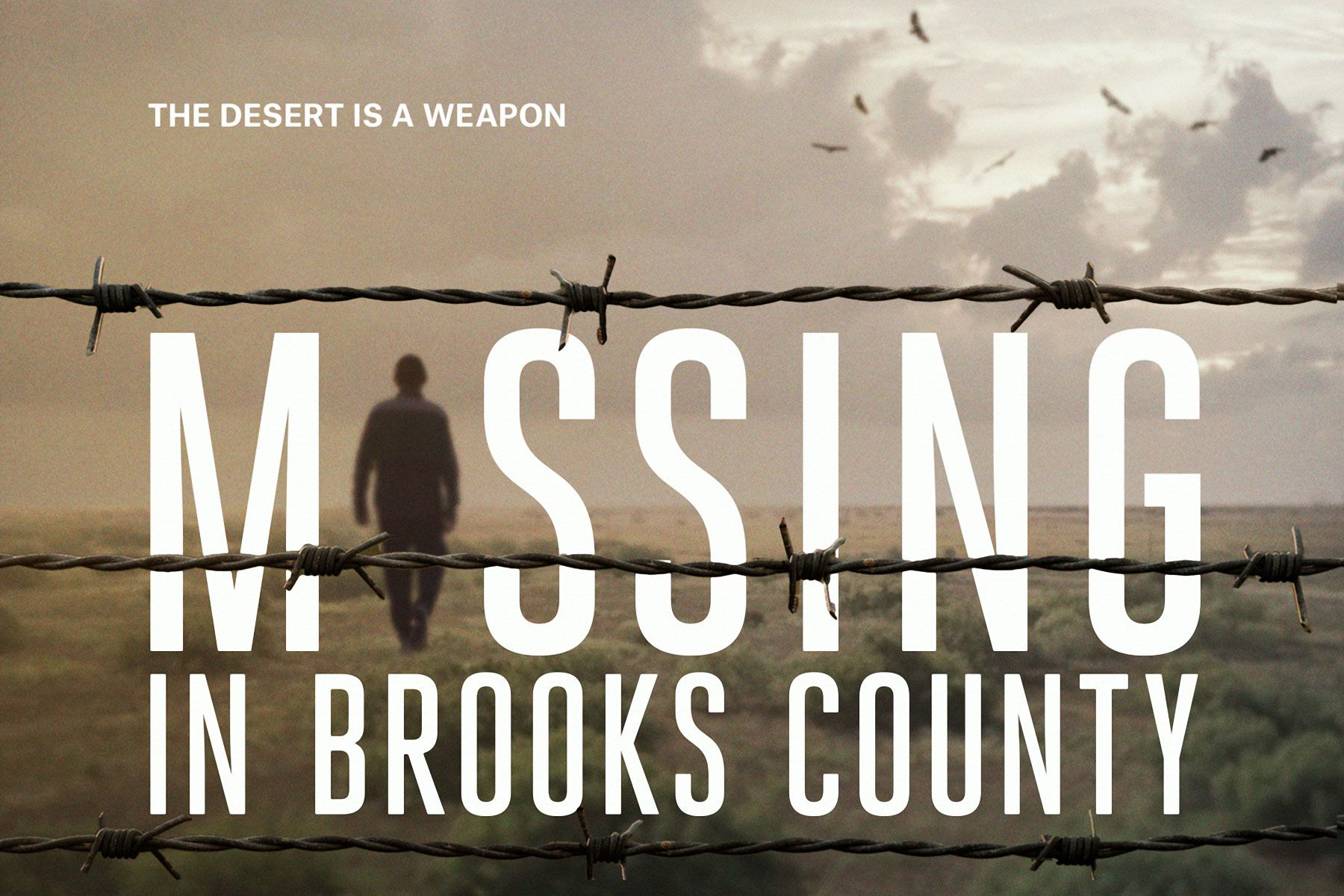 Missing In Brooks County Poster