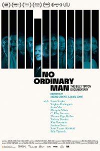 No Ordinary Man Poster